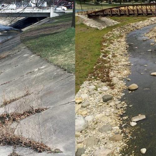 Zarządzanie powodzią w Parku Pułaskiego