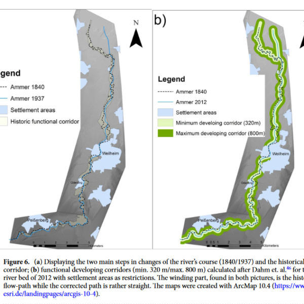 Trzecie wymiar w renaturyzacji rzek (ang.)